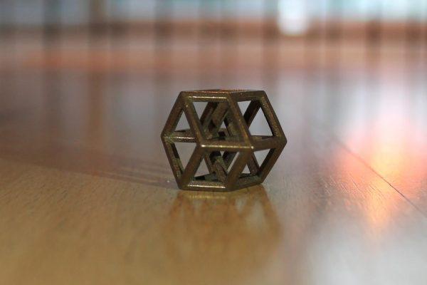 3D Druck Bronze